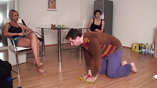 Young Mistresses Charm Humiliation