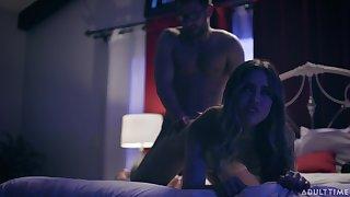 Revenge cheating at hand hot Latin infant Alina Lopez