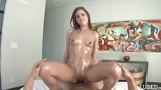 Elusive Teenager hot POV porn video