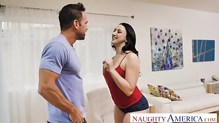 Mandy Muse Swallows Their way Neighbors Jibe consent to  - NeighborAffair