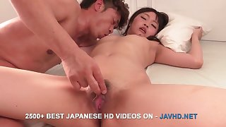 Aliment Yuzuna Oshima Pounded Helter-skelter Doggy Style And Jizzed On Bootie