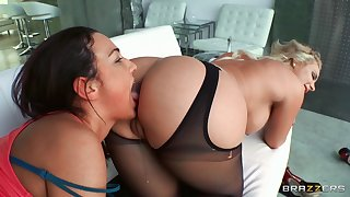 Thick matures in spicy compilation of genuine porn