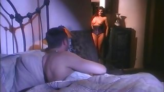 Retro video be expeditious for stunning pornstar Sydnee Steele acquiring fucked firm