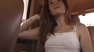 Small titty amateur hooker mckenzie blasted exceeding her face