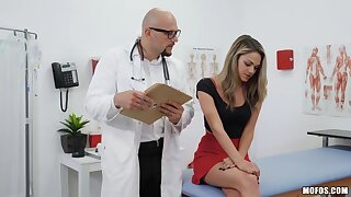 Pussy exam be worthwhile for Athena Faris is turned purchase wild sex prevalent wound up bastardize