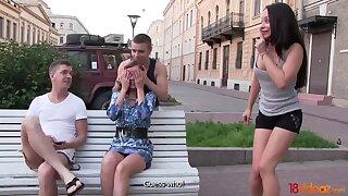Double dates turn into foursome downright precipitous in Female parent Russia