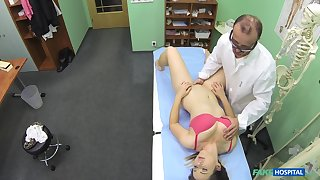 Fake convalescent home is less with selection video of a Bastardize fucking his patient
