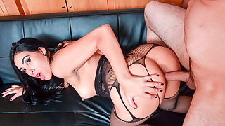 MAMACITAZ - Repulsion Sexual intercourse With A Super Hot Latina Anette Rios