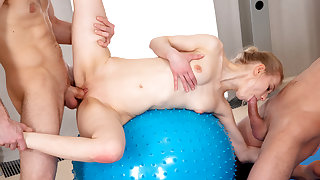 Young Sex Parties - Lightfairy - Sex party thither yoga teeny