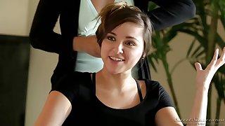 funny babe Zoey Foxx incredible porn video